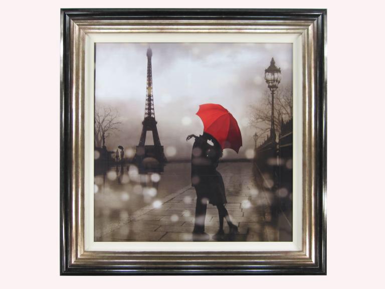 10269 Paris Romance 87 x 87cm