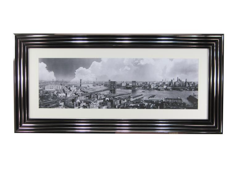 10765 Brooklyn Bridge 1939 117 x 56cm