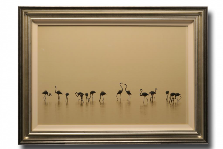 13406 Flamingo Community 110 x 79cm