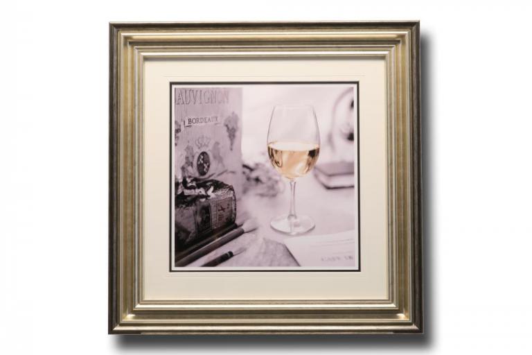 13426 Vin Blanc 70 x 70cm