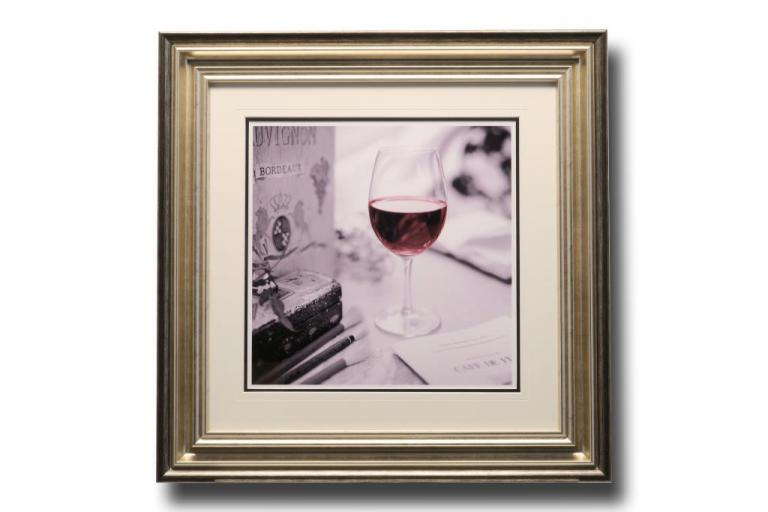 13427 Vin Rouge 70 x 70cm