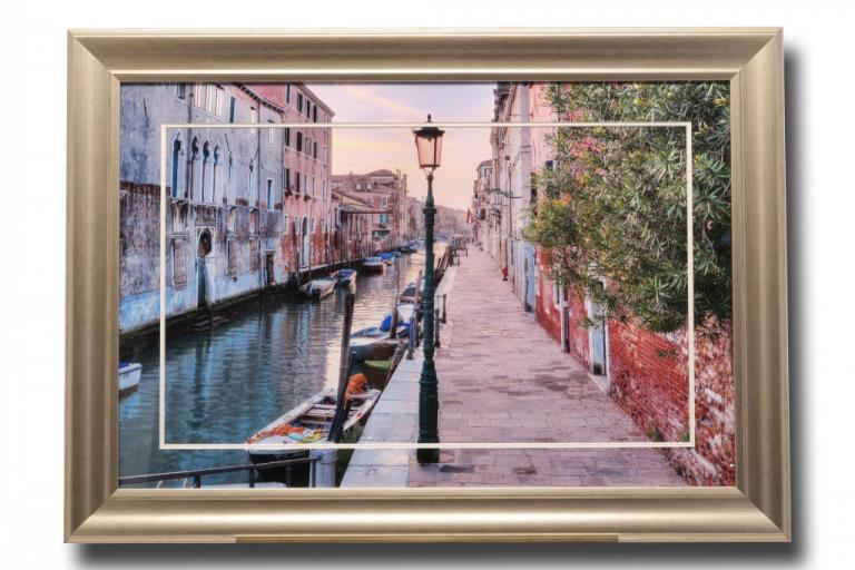 13428 Venetian Passeglata 105 x 75cm