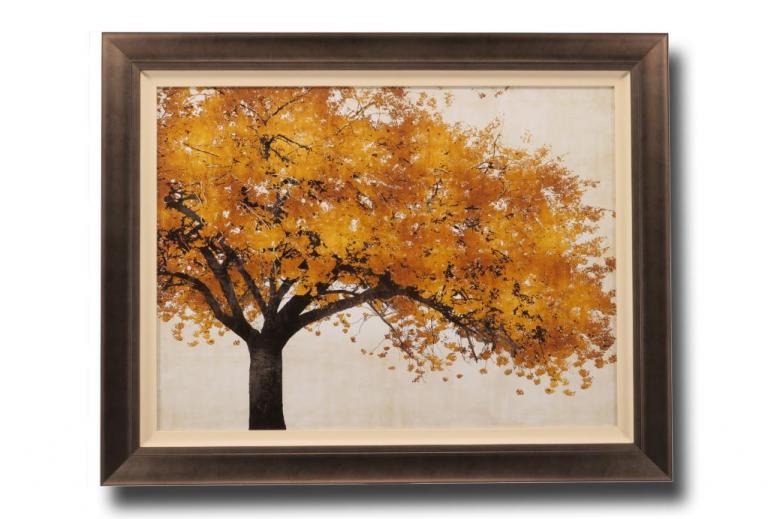 13487 Golden Blossom 110 x 86cm