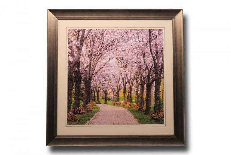 13491 Cherry Blossom Trail 94 x 94cm