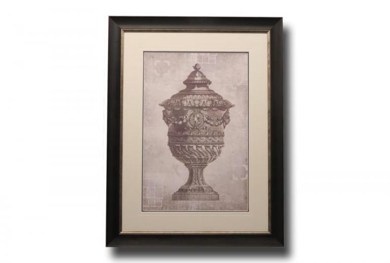 13504 Decorative Vase II 64 x 85cm