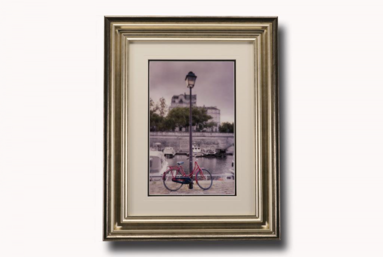 13515 Bicycle St Martin Canal 56 x 71cm