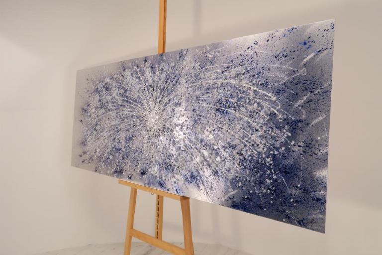13530 Uber Alchemy Lapis Blue 200 x 75cm