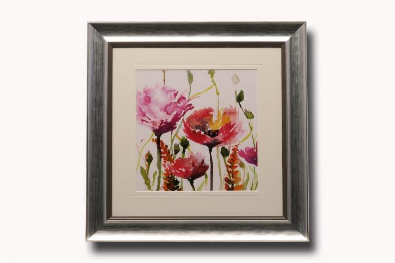 13564 Blooms & Buds 51 x 51cm