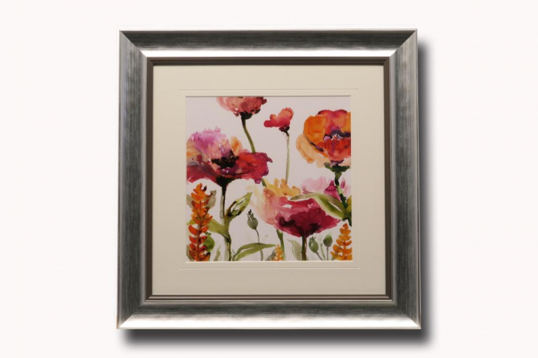 13565 Blooms & Greens 51 x 51cm