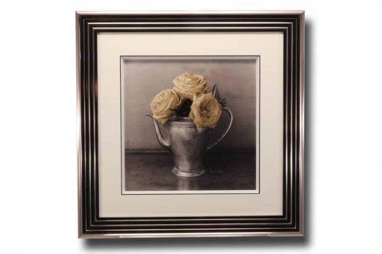 13625 Trois Roses 92 x 92cm