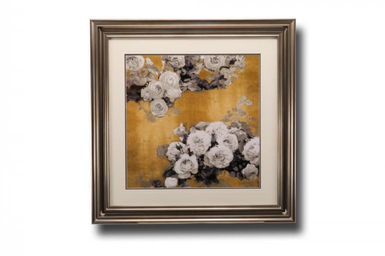 13650 Opullent Blooms II 92 x 92cm