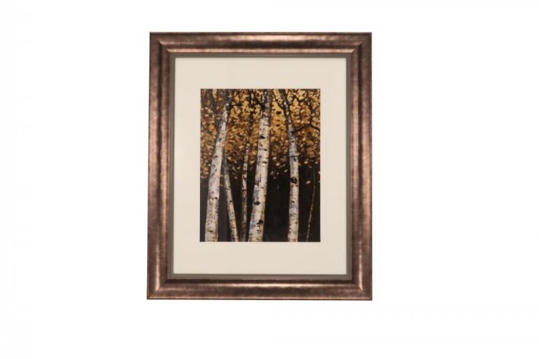 13678 Shimmering Birches II 51 x 61cm