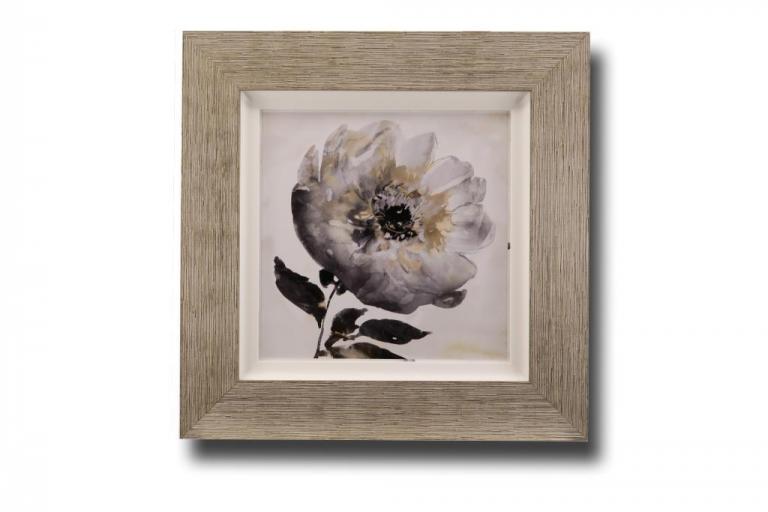 13681 Tranquil Floral I 61 x 61cm