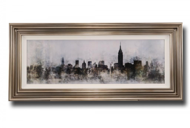 13690 Big City Skyline 112 x 51cm