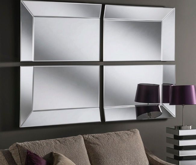 Knightsbridge 4 Panel 91 x 61cm